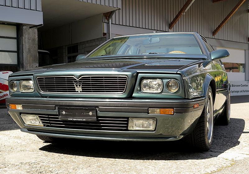MASERATI Biturbo 222 4V - Sportcars - BBC Beyeler's Börsen ...
